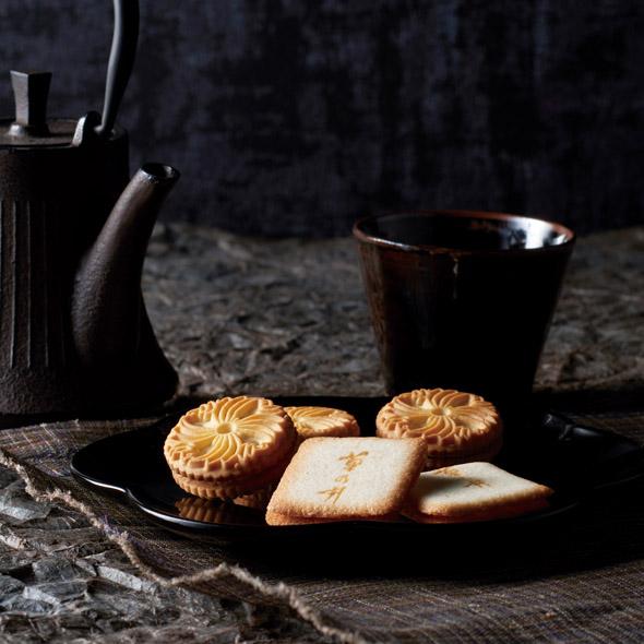 菊乃井 焼き菓子&紅茶詰合せ