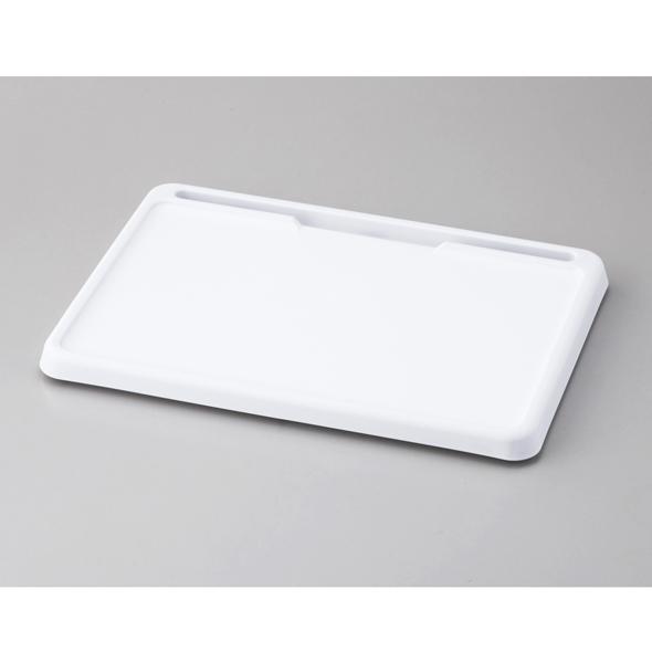 折りたたみコンパクトフリーテーブル ホワイト