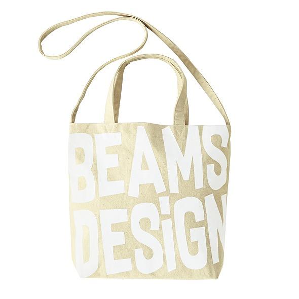 BEAMS DESIGN 2WAYバッグ