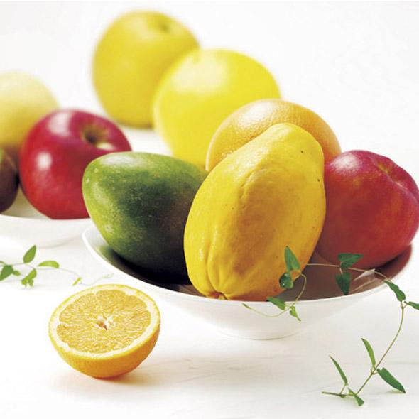 銀座千疋屋 季節の果物詰合せ